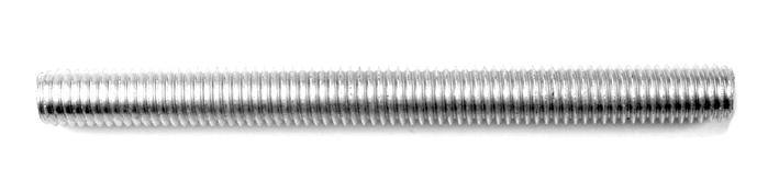 Varilla Roscada de Hierro DIN 975 Métrica